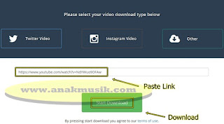 Cara Upload Video YouTube Ke Instagram Lewat PC