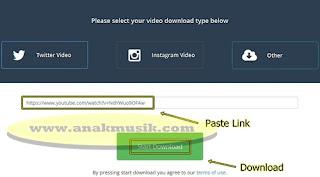 Cara Upload Video YouTube Ke Instagram Lewat PC