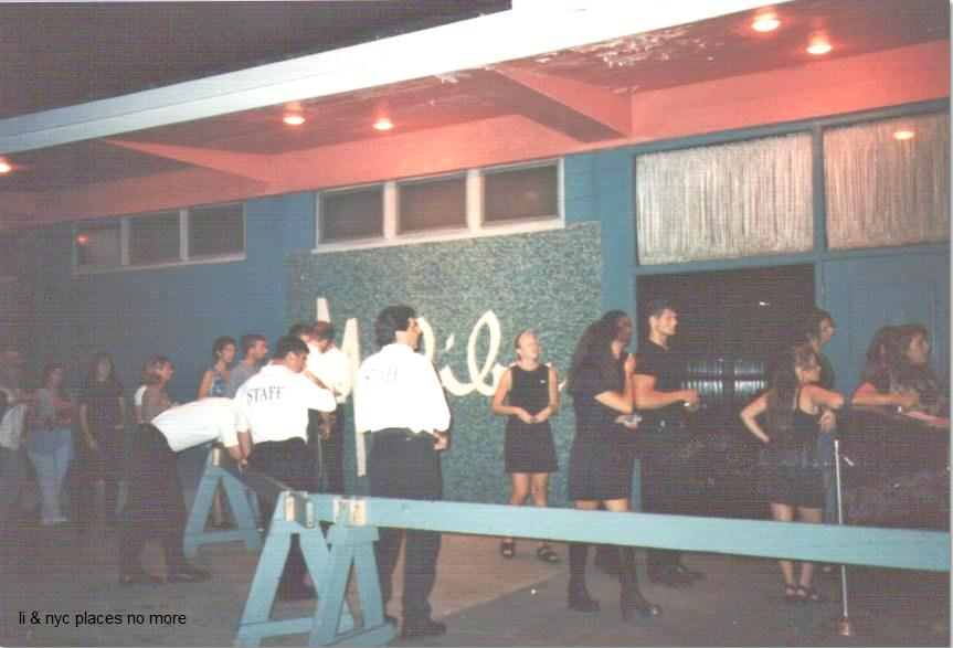 Malibu Night Club in Lido Beach Long Island, New York