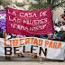 """Belén en libertad: """"es un triunfo del movimiento de mujeres"""""""