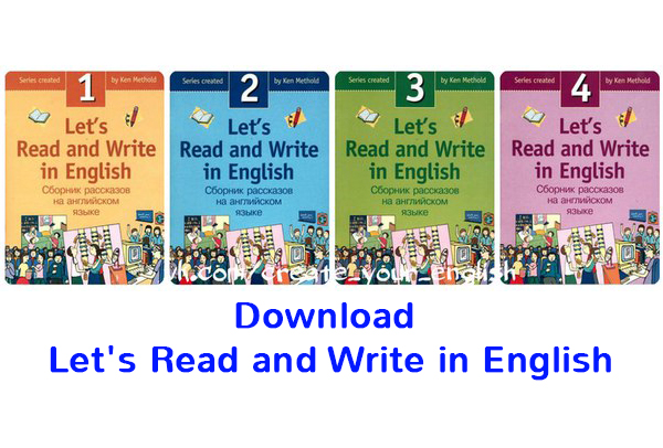 how to read english book