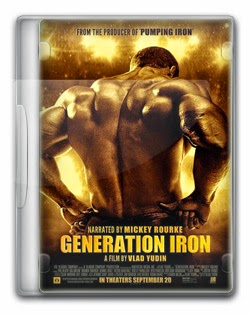 Generation Iron Legendado