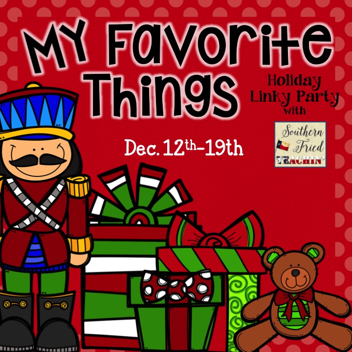 What are your favorite things during the holidays?