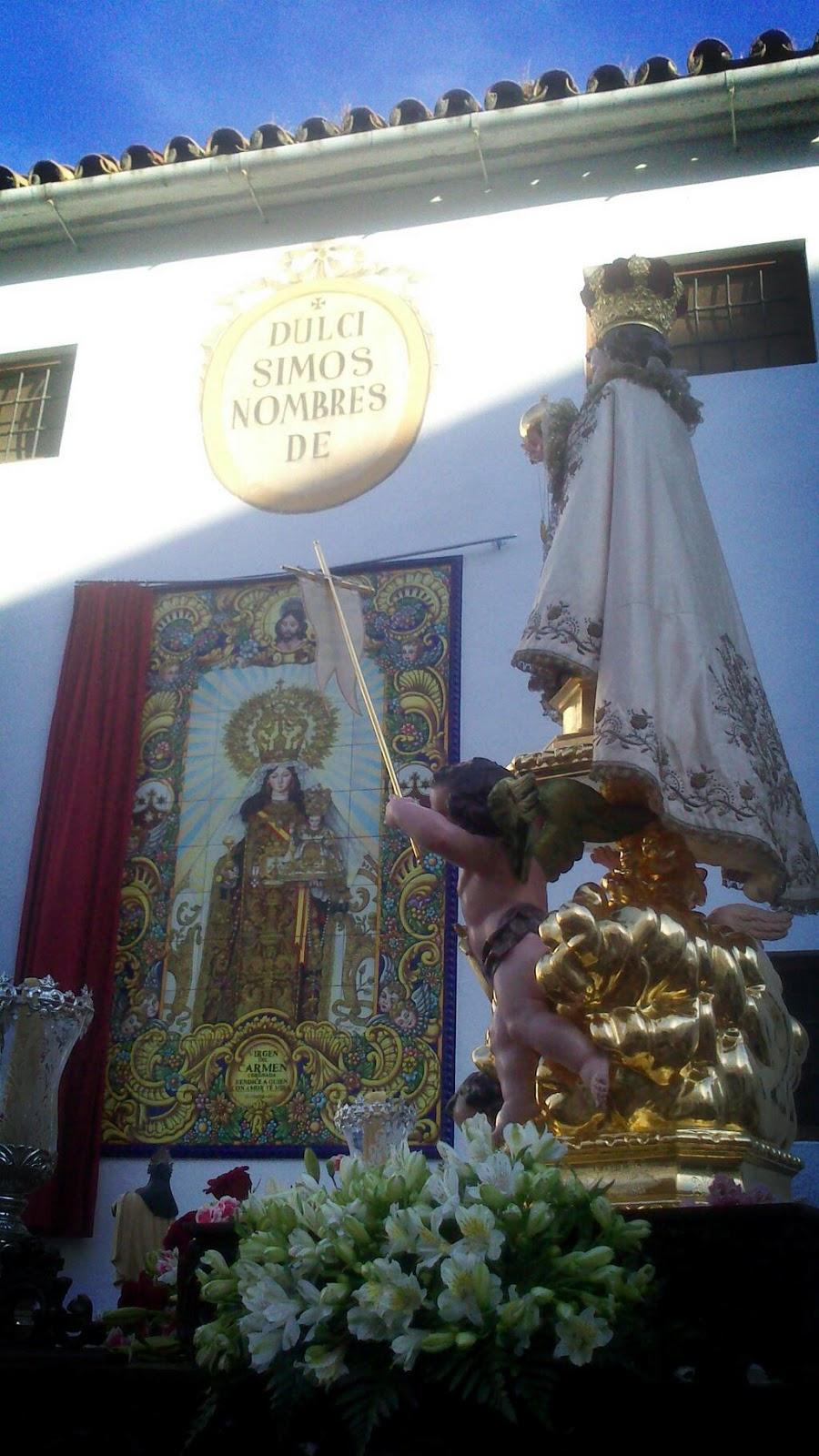 Juventud Del Carmen De San Cayetano La Procesi 211 N De Los