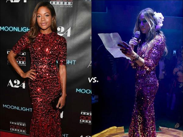 Naomie Harris vs Sarah Jessica Parker