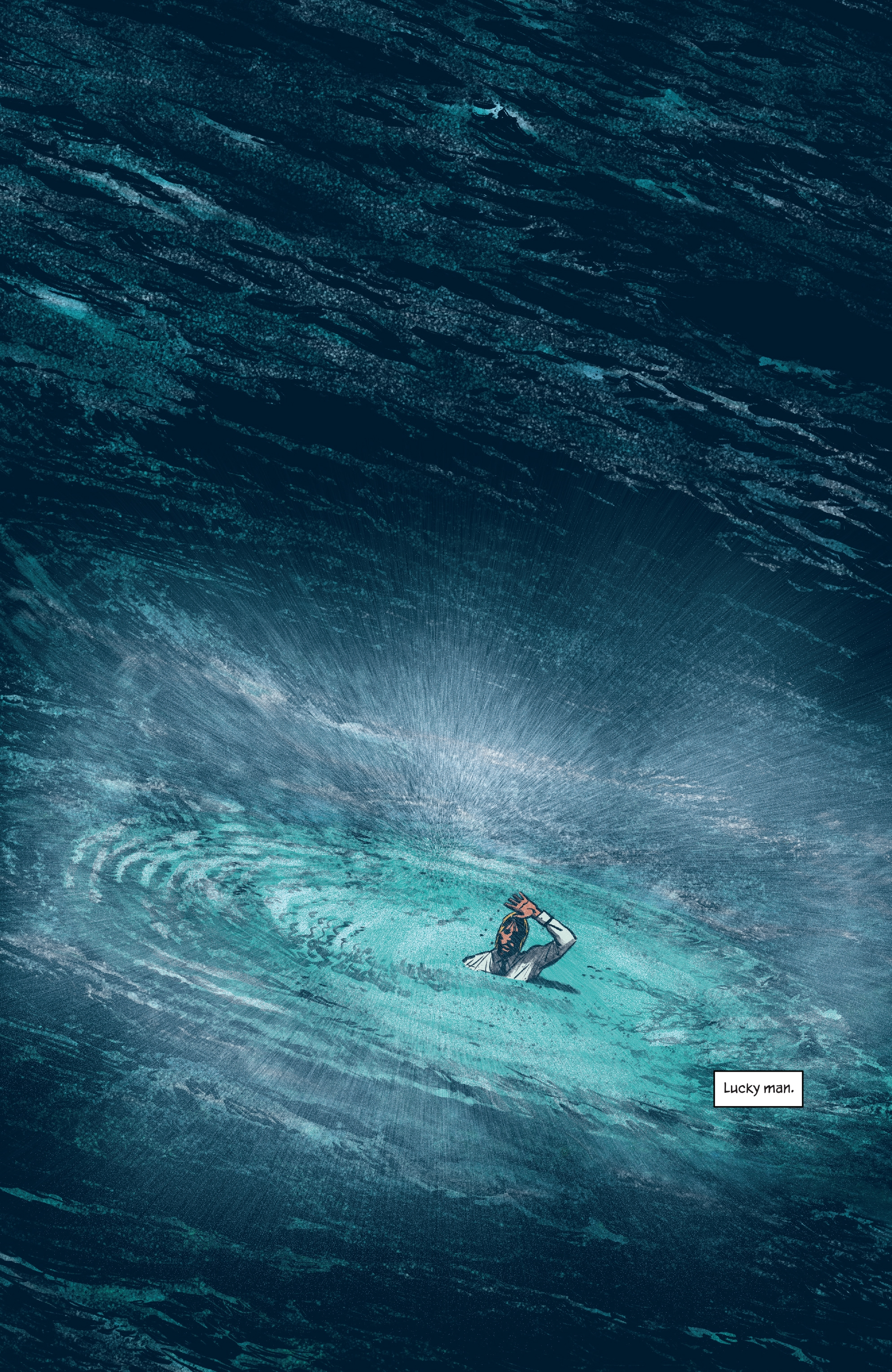Read online James Bond: Felix Leiter comic -  Issue #6 - 5