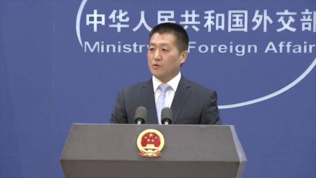 Pekín: La postura de Japón sobre las aguas del mar de China Meridional lo aislará aun más