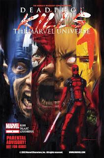 """The Marvel Universe Kills Deadpool"" el próximo evento de Deadpool"