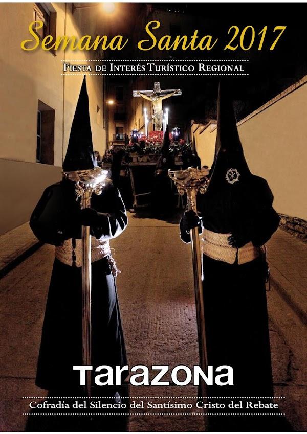 Programa, Horario e Itinerario Semana Santa Tarazona (Zaragoza) 2017