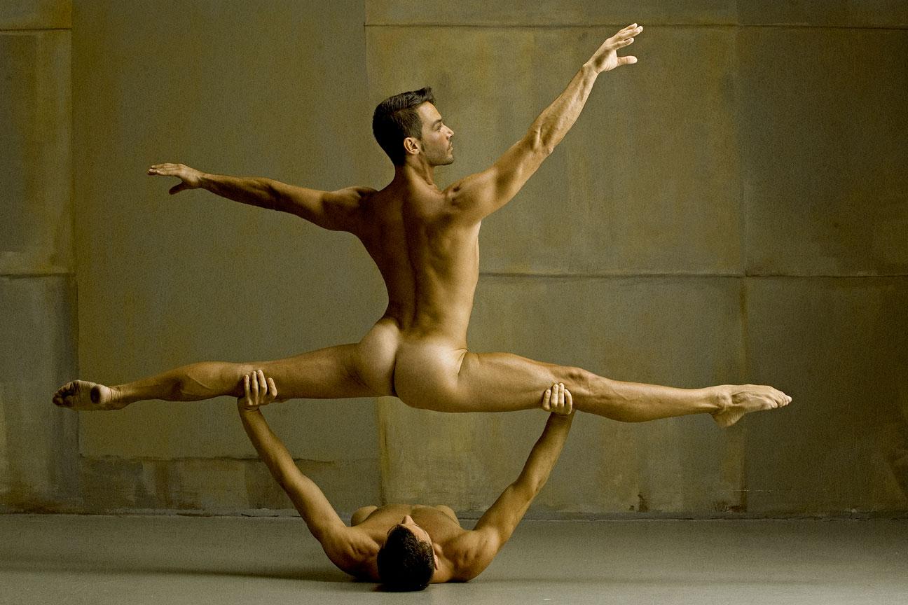 Голый балет фото