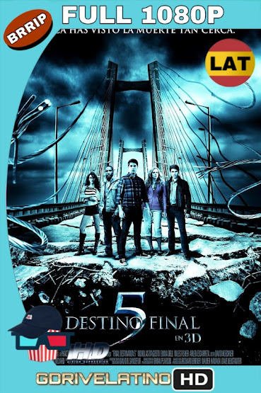 Destino Final 5 (2011) BRRip 1080p Latino-Ingles MKV