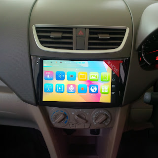audio avn new ertiga dreza