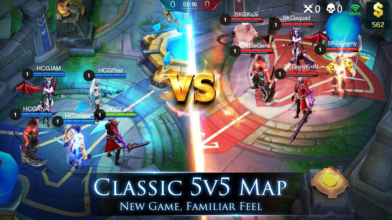 5700 Gambar Depan Mobile Legends HD Terbaru