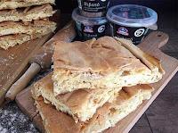 Χωριάτικη τυρόπιτα με νιβάτο - by https://syntages-faghtwn.blogspot.gr