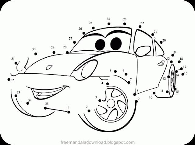 disney lightning mcqueen coloring pages download  free
