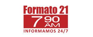 Formato 21 Radio en Vivo