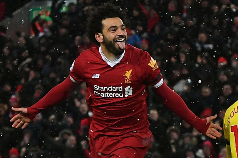 Mohamed Salah to stay at Liverpool this summer
