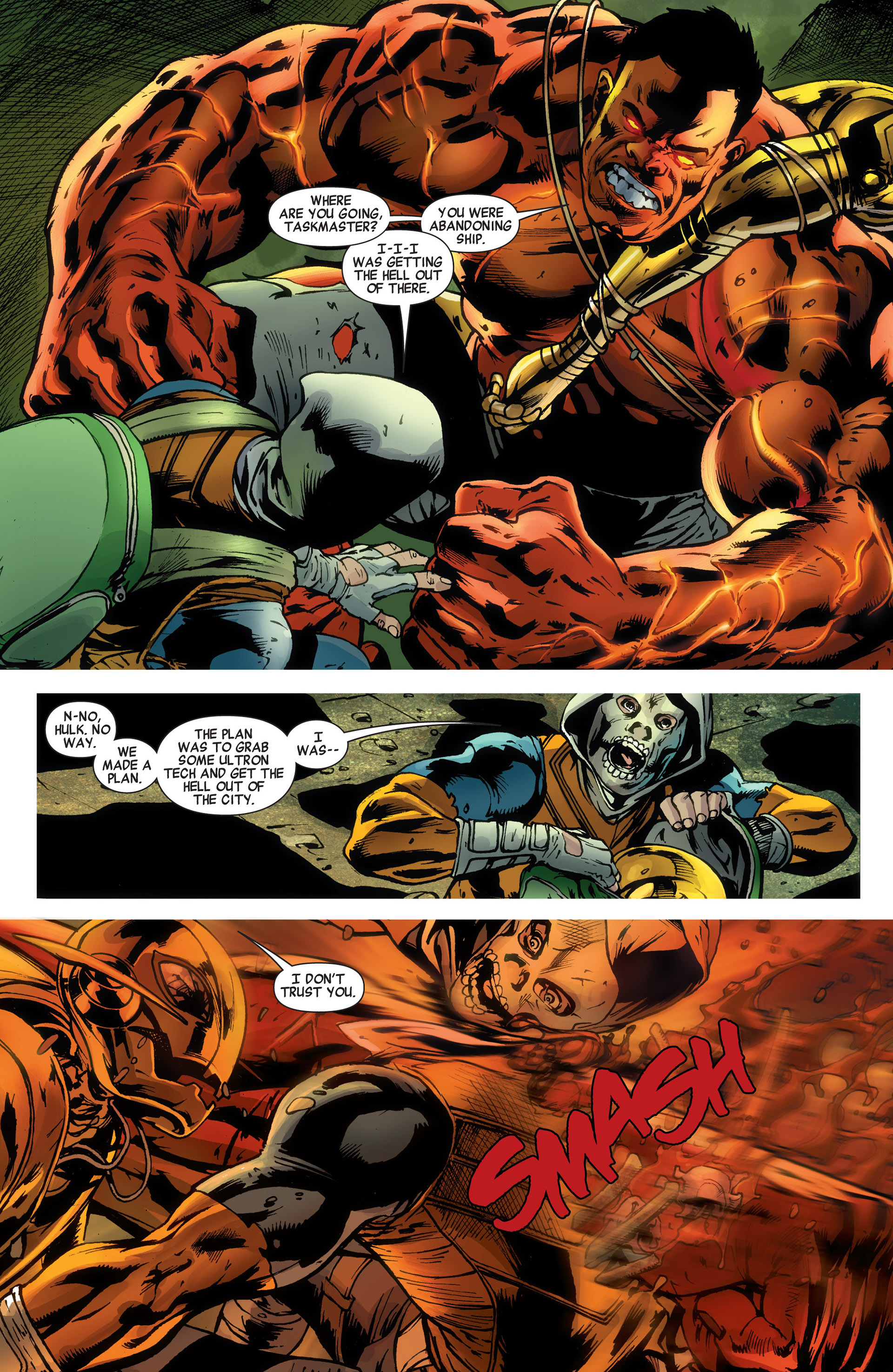 Read online Age of Ultron comic -  Issue #4 - 16