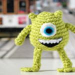http://www.ravelry.com/patterns/library/mike-wazowski-2