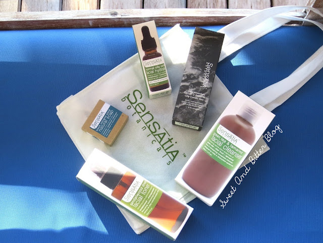 Sensatia Botanicals Skincare Products