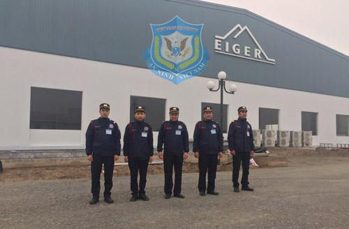 Triển khai bảo vệ Công ty Eiger Việt Nam tại Hưng Yên