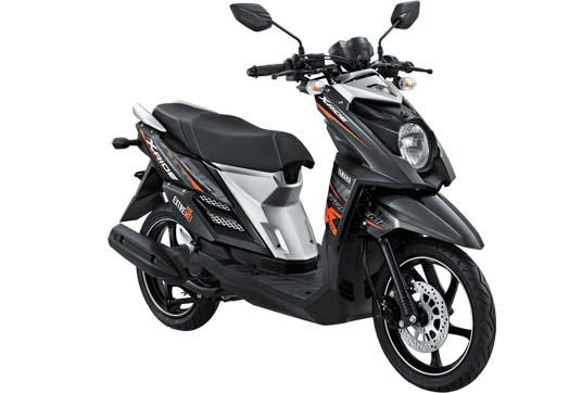 Harga dan Spesifikasi Lengkap Motor Yamaha X-Ride