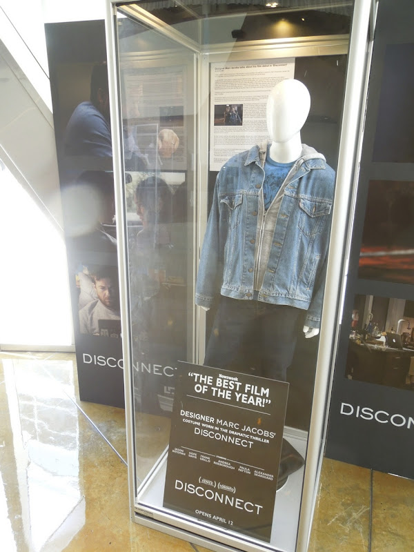 Marc Jacobs Disconnect movie costume