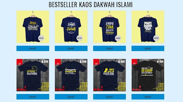 Apa Itu Affiliate Kaos Dakwah Islam?