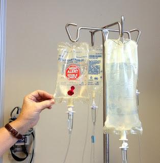 Chemotherapie der Mutter