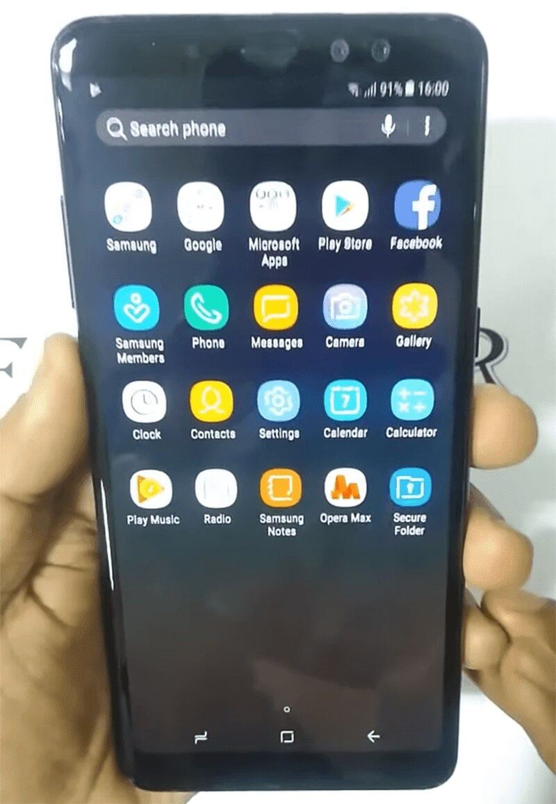 Samsung Galaxy A8 Plus (2018) Leaked Video Reveals Design and Specs
