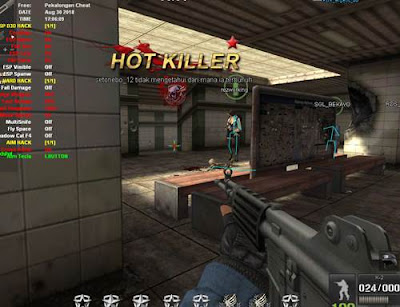 28 November 2018 - Tembaga 3.0 PBEVO Indo VIP BulletKiller, Full CIT Gratis & Point Blank Philippines Quick Change, Jump, Map Bug, No Reload