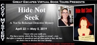 Upcoming Blog Tour 4/30/19