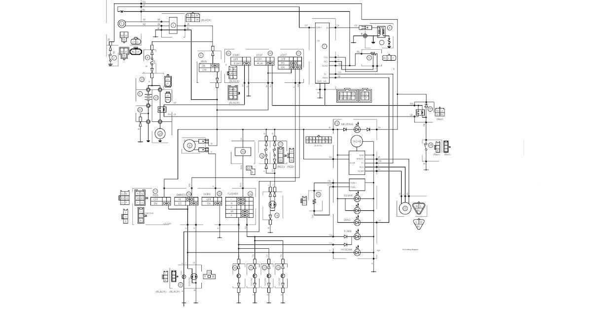 Wiring Diagram Kelistrikan Toyota Avanza
