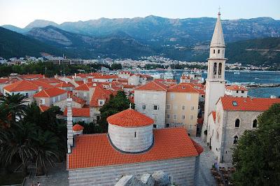 Budva, Muntenegru