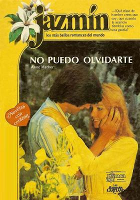 Anne Mather - No Puedo Olvidarte