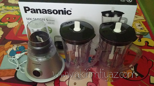 Blender & Dry Mill Panasonic