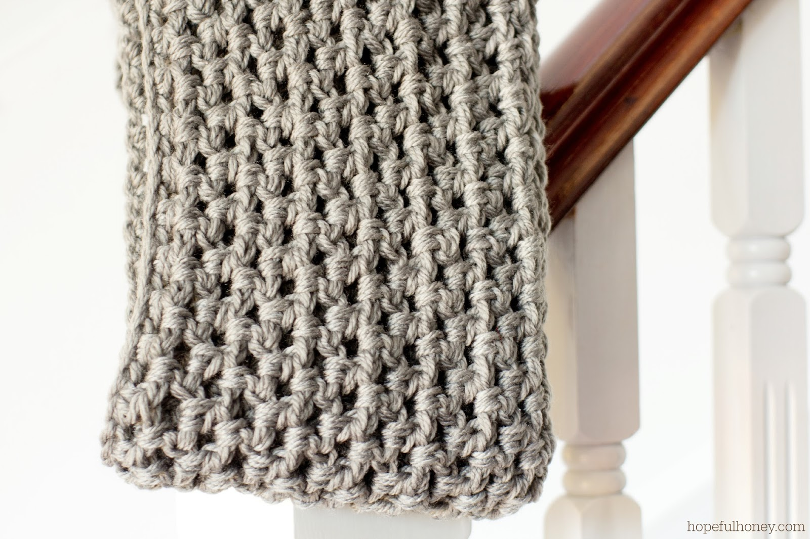 Download image Basic Chunky Infinity Scarf Crochet Pattern PC, Android ...