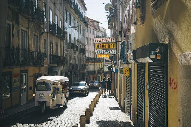 カヴァレイロス通り(R. Cavaleiros)