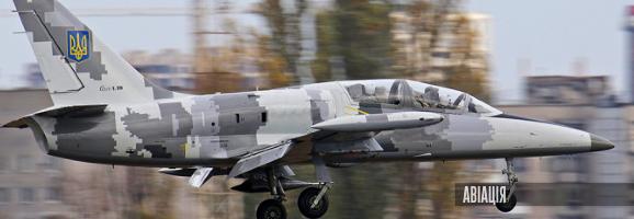 Одеський авіазавод модернізував черговий літак L-39M1
