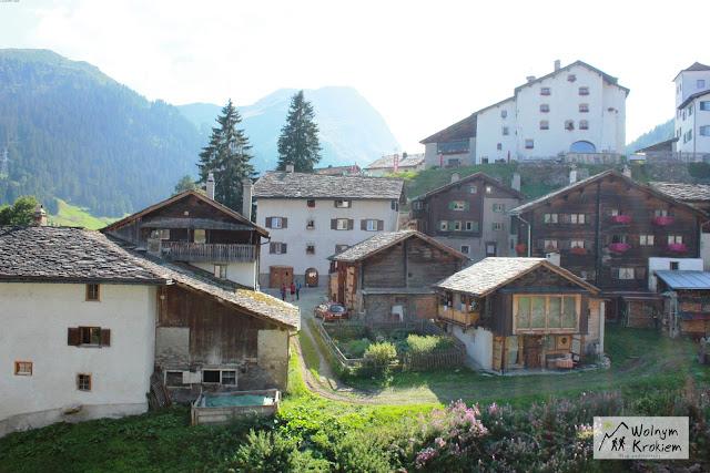 Splugen Szwajcaria
