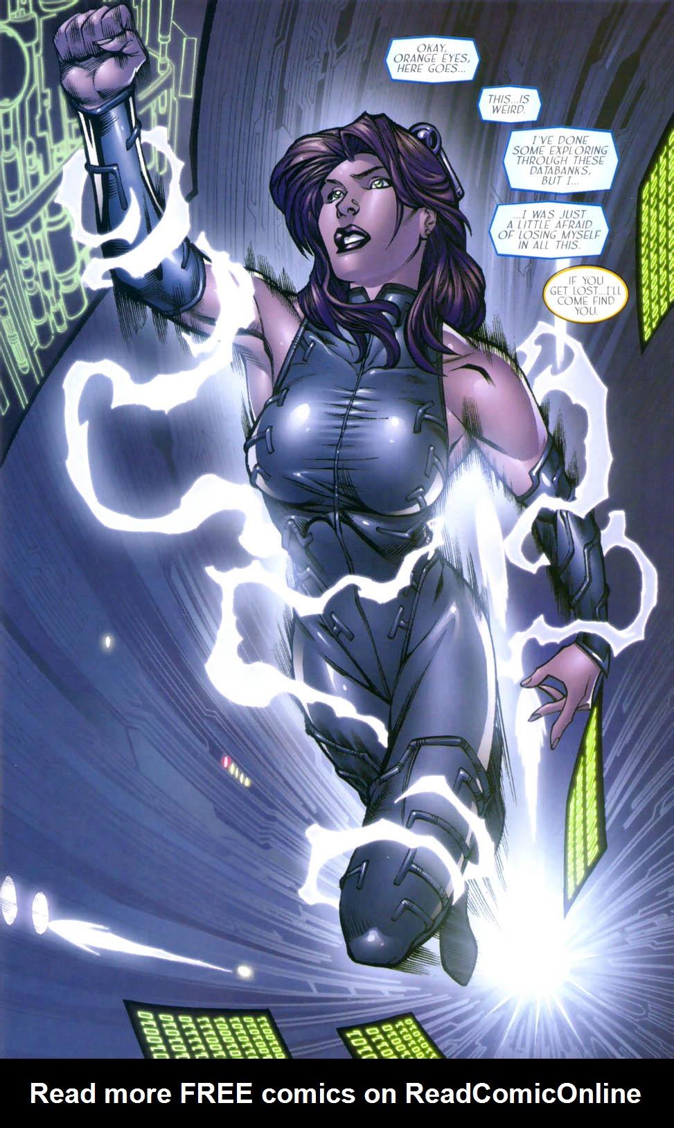 Read online Sigil (2000) comic -  Issue #9 - 20