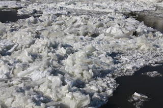 Ice Chunks.