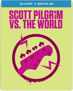 Scott Pilgrim Vs. The World Blu-Ray/Digital HD