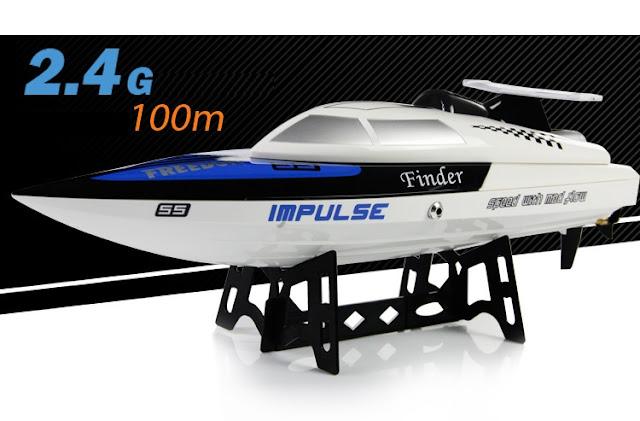 Cano siêu tốc WL912