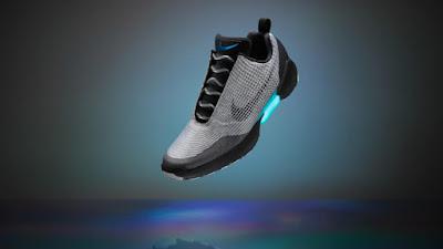Nike HyperAdapt 1.0 silver