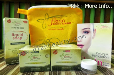 Paket Cream Wajah Florin Skin Care