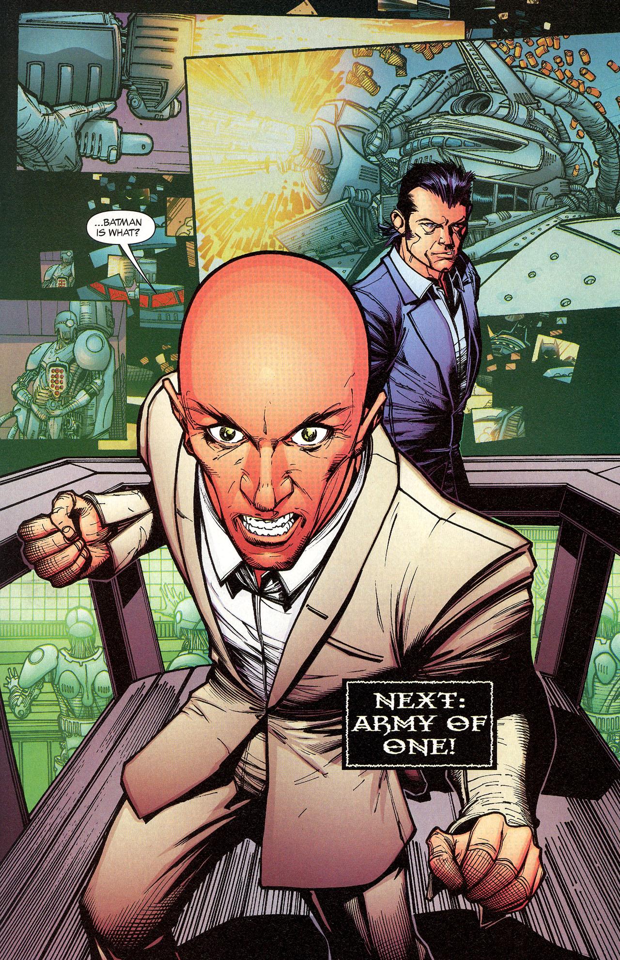 Batman Confidential Issue #5 #5 - English 21