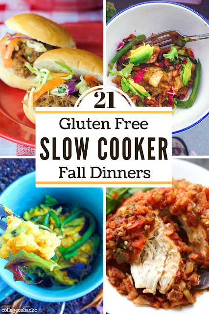 21 Gluten Free Slow Cooker Dinner Recipes