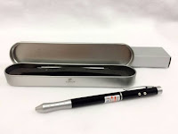 pulpen stylus, pulpen multifungsi, pulpen metal grafir, grafir laser, ojk, pulpen murah jakarta, barang promosi murah, merchandise, laser pointer