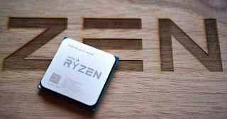 AMD Ryzen Thredripper logo